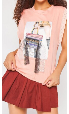 T-shirt Ethnic Lov.it Atacado
