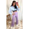 Cropped Camisa Channel Lov.it