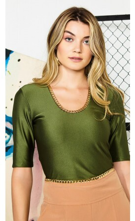 Blusa Currents Lov.it atacado