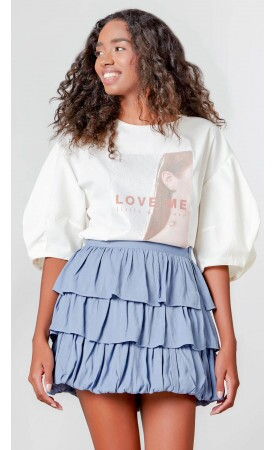 Blusa Love Me Lov.it atacado